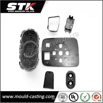 Moldagem de plástico de borracha da natureza / molde para a tampa do controle remoto (STK-PLA0008)
