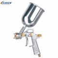 LUODI 2017 W-80BG2 China pistola de pulverización automática de alta presión técnica agua aire alta presión