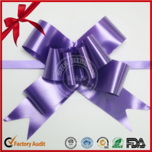 """PP Material Einfarbig 1,5 """"Butterfly Pull Bow"""