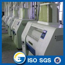 Farinha de trigo 120 t/d faz a máquina