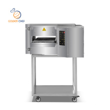 Golden Chef High Quality Baking 10 Inches Pizza Electric Conveyor Pizza Oven Machine Stainless Steel Pizza Ovens
