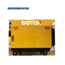 Дизель-генератор мощностью 4500 Вт, 4,5 кВА