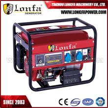Sh6000 6kVA Honda Motor Elektro Start Benzin-Generator
