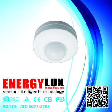 Es-P12b Three Detector 360 Degree Ceiling Infrared Motion Sensor, Long Distance PIR Sensor, PIR Sensor Detector.