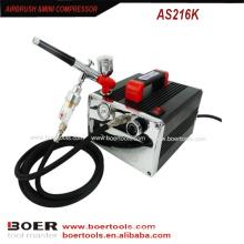 Airbrush Compressor Kit nail painting mini compressor