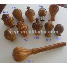2013 горячие продажи пропитанные деревянные столбы, деревянные столбы для африканских