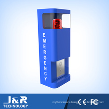 Hot Sale Parking Phone, Emergency Telephone with Flash Beacon
