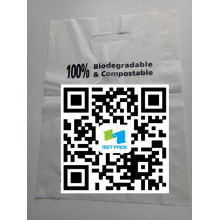 Bolso 100% biodegradable y compostable