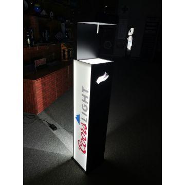 Distributeur automatique de désinfectant pour les mains en gel et alcool