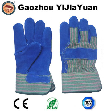 Anti-Cutting Leather Safety Protective Labor Work Gloves
