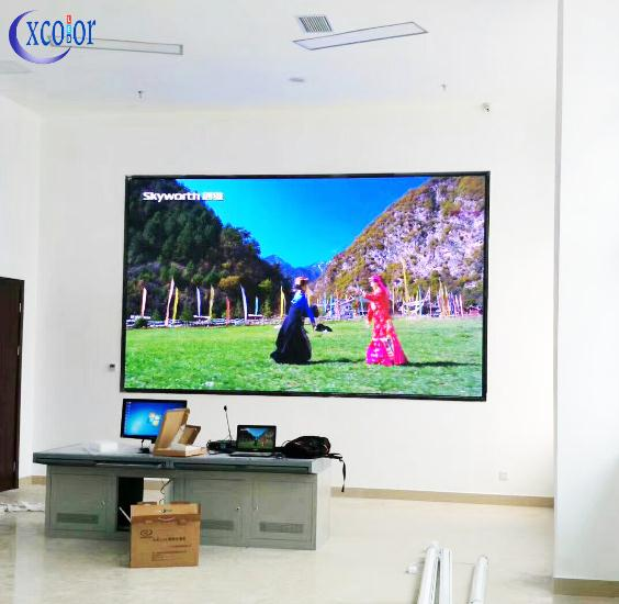 Indoor Super Claramente Picturer P2.5 Display Led