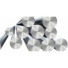 Barra de titanio redonda pulida en stock