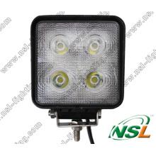 LED Offroad Light de la lámpara LED del trabajo del microprocesador LED del poder más elevado 40W LED