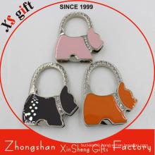 Custom Dog Shaped Metal Bag Hanger