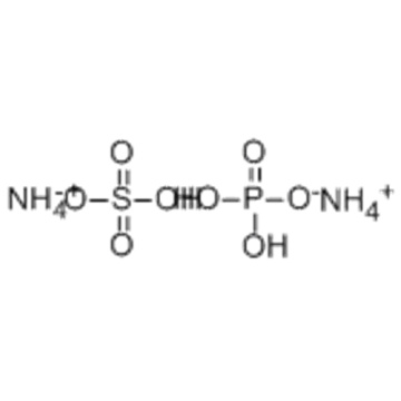 diammonium phosphate sulphate CAS 12593-60-1