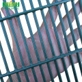 Galvanized+High+Security+358+Wire+Mesh+Fence