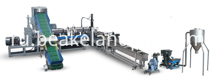 High Quality Plastic Scrap Cutting Machine