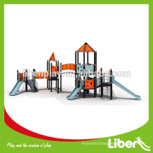 2014 hot selling PE boad material children outdoor playground equipments 5.LE.X2.301.254.00