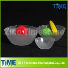 Tazones de fuente de cristal baratos al por mayor