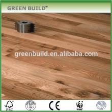 Pisos de madera prefabricados de Olmo resistentes a insectos