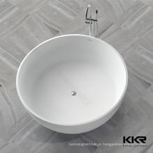Banheira clássica da bacia para o bebê / banheiras de pedra artificiais / superfície sólida banheira dos mercadorias sanitários à venda