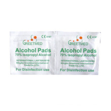 Cheap Price Medical Use Sterile Alcohol Prep Pad