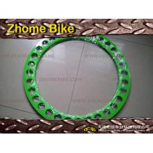 Vélo cyclo-pièces jantes/perforé haute jantes/700X23c