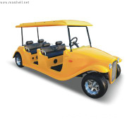 New Desigh 6 searter Classical Golf Cart DN-6D With CE Certificate