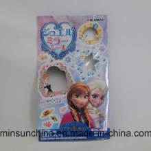 Custom Printing Stand up bolsa de embalagem de plástico para brinquedos das crianças