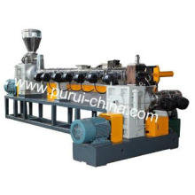 plastic flakes granulator equipment