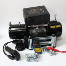CE approved 5000LB SUV/Jeep/Truck 4WD Winch/ Electric Winch/ Auto Winch/ Electric Truck Winch