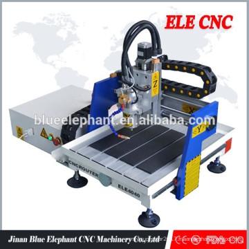 machine de fraisage de cnc de mini passe-temps de travail du bois fait en Chine