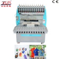 World Cup PVC Rubber Keychains Dispensing Machine