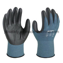 18 Gauge Cut Resistant Work Glove with Foam Nitrile Coated (K3044)