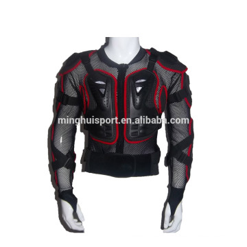 High Quality Comfortable Full Body Armor Motocross Leather Jacket For Sale