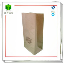 Square Bottom Paper Bag for Food or Cosmetic