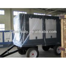 Trailer Dieselgenerator mit CE