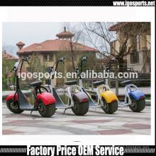 2016 citycoco Elektromotorrad zum Verkauf mit Auto Räder