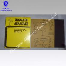 Polierpapier, Schleifpapier 230X280mm wasserdichtes Papier