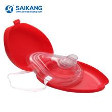 Máscara protectora respiratória descartável da barreira da RCP SKB-5C014