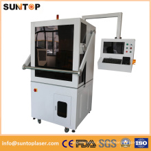 Máquina de gravura de laser de fibra de 20W para alumínio, cobre, latão e madeira