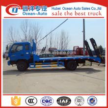 Plataforma elevadora de tijera montada sobre camión