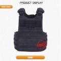 Nij Certified Ballistic Vest V-Tac032 con el mango de liberación rápida