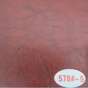 Semi Faux couro PU para tampa de assento do carro (578 # -5)