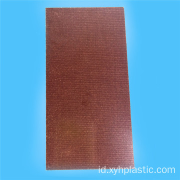 Sangat Keras Phenolic Laminated Cotton Cloth Board