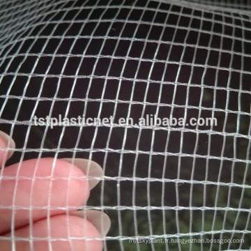 filet de protection en plastique maille anti-grêle net grêle couvre maille