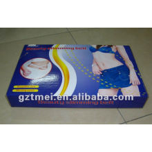 110-240Vbeauty heated & vibrating waist slimming belt