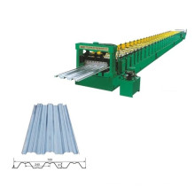 Competitive Price Steel Deck Floor Roll Forming Machine