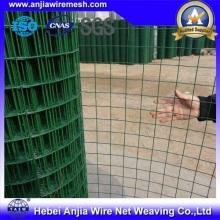 Green PVC Euro Fence