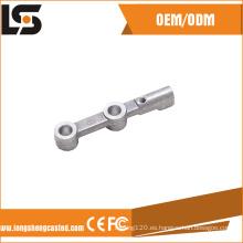 Tubo de aceite Piezas de fundición a presión de aluminio de la máquina de coser